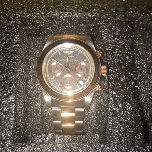 MEN'S INVICTA WATCH ROSE GOLD